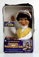 Lester Ventriloquist Dummy Doll Puppet