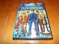 Night At The Museum Battle Of The Smithsonian Ben Stiller Owen Wilson Dvd