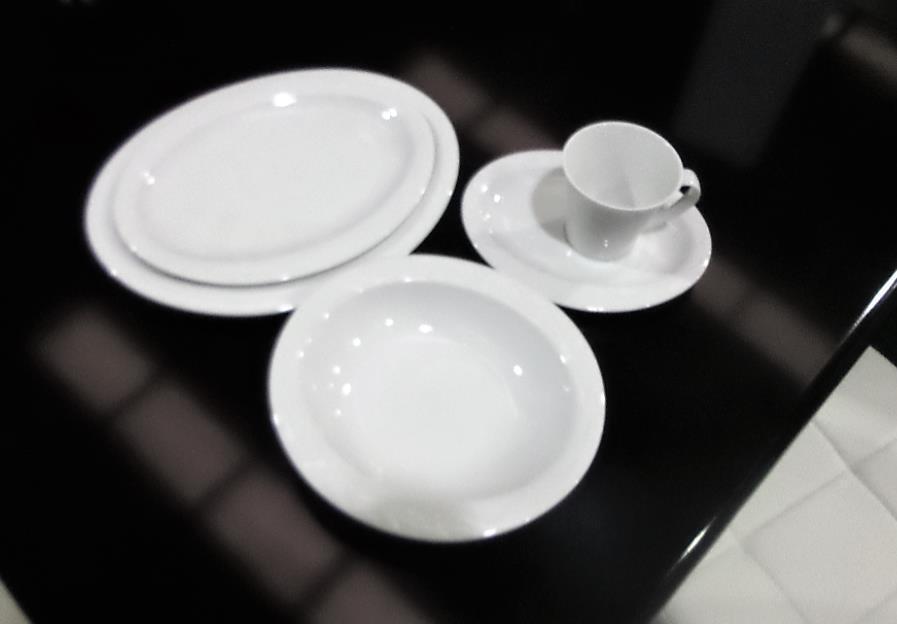 Seltmann Weiden Allegro 30-Piece Oval Dinnerware Set in Weiß Weiß Weiß 6aec07