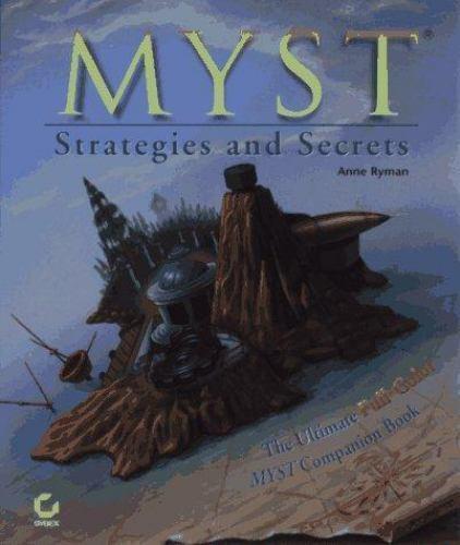 Anne Ryman / Myst Strategies & Secrets 1995 ~GAMES
