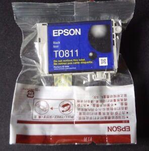 Genuine-Original-Epson-T0811-Black-Ink-Cartridge-STYLUS-PHOTO-R260-R270-R290