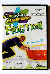 The-Science-of-Imagineering-FRICTION-Disney-Imagination-Engineer-Educational-DVD