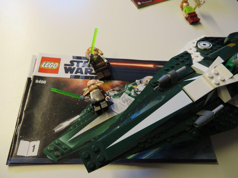Lego Star Wars, 9498