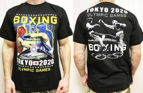 Olympic Games Tokyo 2020 Boxing T-shirt