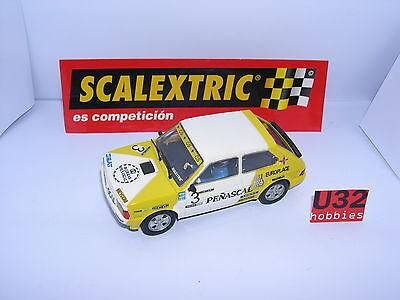 Ignacio Kuru Villacieros Mint Spielzeug Scalextric Spain Seat Sport Seat Fura Crono J