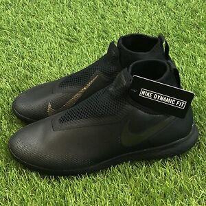 af0604a6e08 New Nike Phantom VSN Pro DF IC Size 6 Indoor Soccer Shoes Black ...