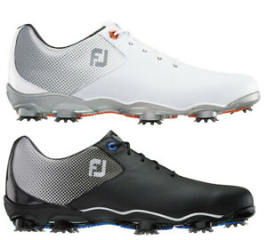 FootJoy-DNA-Helix-Golf-Shoes-Leather-Waterproof-Men-039-s-New-Choose-Color-amp-Size