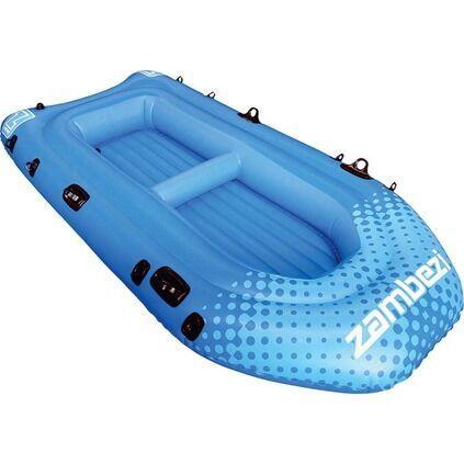 Zambezi Inflatable Boat - 4 Person