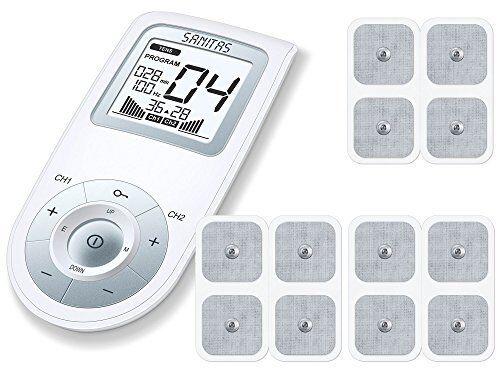 Sanitas SEM 43 Digitales Digitales Digitales EMS/TENS-Gerät mit(mit Nachkaufelektroden) 2649e3