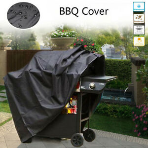 Heavy Duty BBQ Grill Barbecue Cover Outdoor Patio Protector Waterproof Dustproof