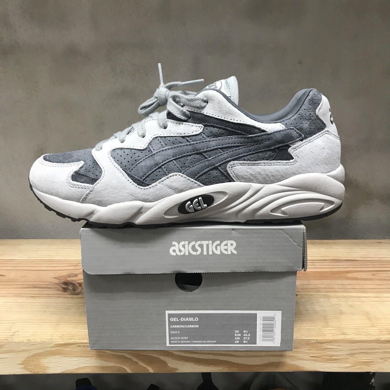 ASICS GEL-DIABLO - Grey Size 9.5