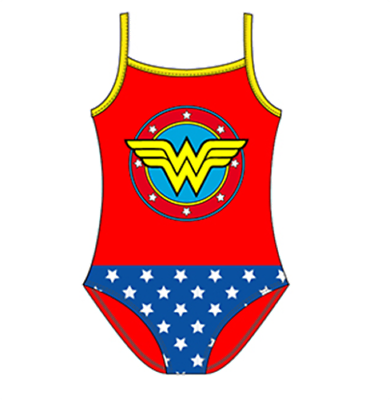 Girls Official Licensed Shimmer /& Shine Swim WearSwimming CostumeSwimsuit
