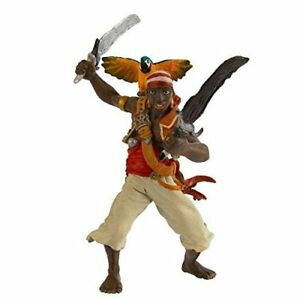 PIRATE-CORSAIR-WITH-SABERS-39454-FREE-SHIP-USA-w-25-Papo-Products