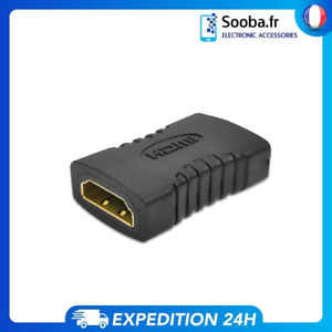 HDMI-Extender-Female-To-Female-Coupler-Connector-Adapter-1080p-ULTRA