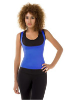 Women Ultra Sweat Thermal Shirt Double Face Camiseta Termica Fajas Gym Exersize