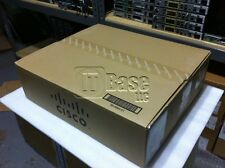NEW Sealed Cisco WS-C3750X-12S-E 12 GE SFP Ethernet ports, with 350W AC power
