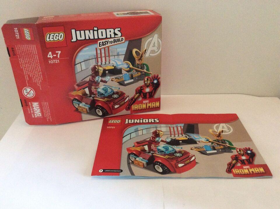 Lego Super heroes, 10721