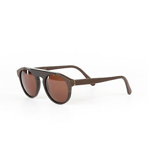 1398d08f10be Image is loading Retrosuperfuture-Racer-Black-Brown-Fashion-Sunglasses-SUPER -777-