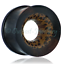 Wood Plug Ear Flesh Tunnel Wooden /& Horn Stretcher Organic For Stretched Lobe UK