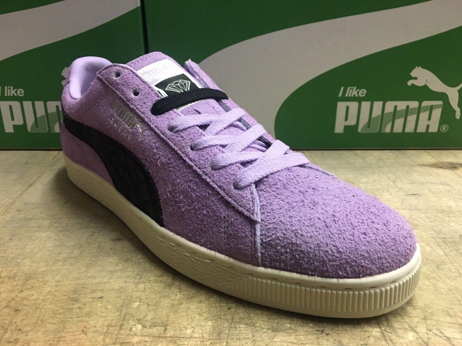 Мужская спортивная обувь DIAMOND SUPPLY CO X PUMA ORCHID BLOOM PUMA BLACK 365650 02 SIZE 10.5US