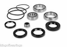 Honda ATV TRX300FW 300 FourTrax 2x4 4x4 Bearings Kit Rear Differential 1988-2000