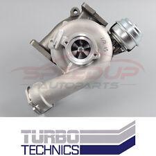 GT2052V TURBO TECHNICS Turbo Charger for VW Transporter T5 2.5D AXE / BPC 720931