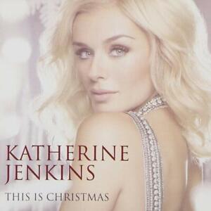 KATHERINE-JENKINS-This-Is-Christmas-2012-14-track-CD-album-NEW-SEALED