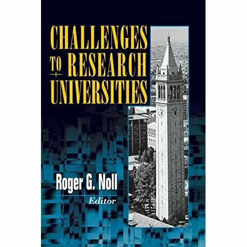 Challenges to Research Universities - Paperback NEW Cohen, Linda R. 1998-03-30