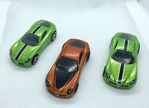 Hot-Wheels-Alfa-Romeo-paquete-JOBLOT-Die-Cast-vehiculos