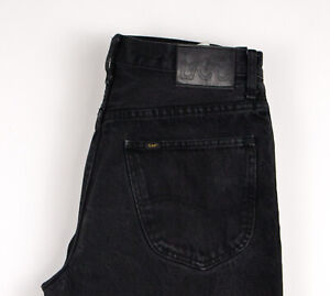 Lee Hommes Brooklyn Confort Jeans Jambe Droite Taille W33 L32 ATZ779