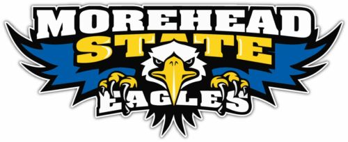 "Morehead State Eagles College NCAA Car Bumper Vinyl Sticker Decal 7/""X2.5/"""