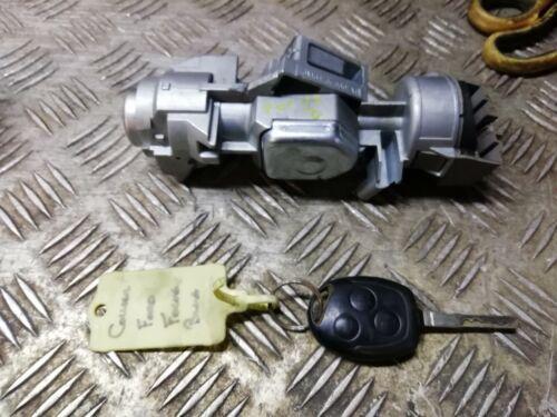 Ford Focus MK2 cmax Mondeo MK4 allumage Barrell et Clé Gratuit Rapide Post