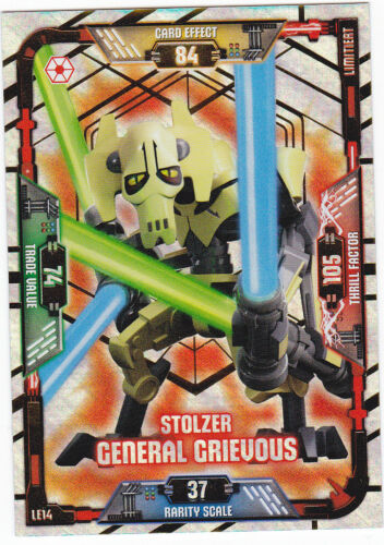 LEGO Star Wars Trading Card Game - LE14 Stolzer General Grievous