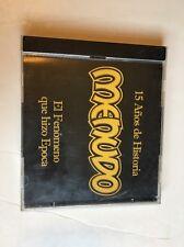 15 Anos de Historia by Menudo (CD, Jul-1998, 2 Discs, RCA)