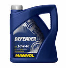 5 Liter Mannol Defender Motoröl 10w-40 API Sl/cf