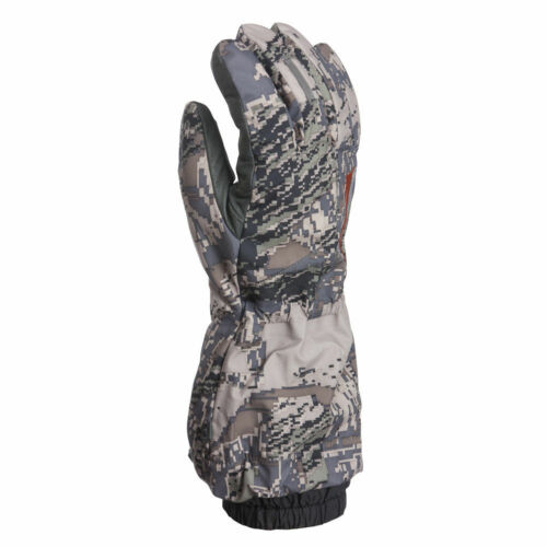 90025-Ob Sitka Optifade Open Country Stormfront Gloves Medium