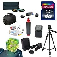 Best Value Accessory Bundle For Sony Nex-vg30 Camcorder