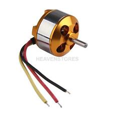 A2208 KV1100 Brushless Electric Motor for RC Fixed Wing Airplane Multicopter New