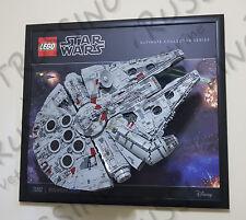 Lego® 75192 Star Wars Millenium Falcon LEGO Bauanleitungen IL SOLO MANUALE ISTRUZIONI MONTAGGIO