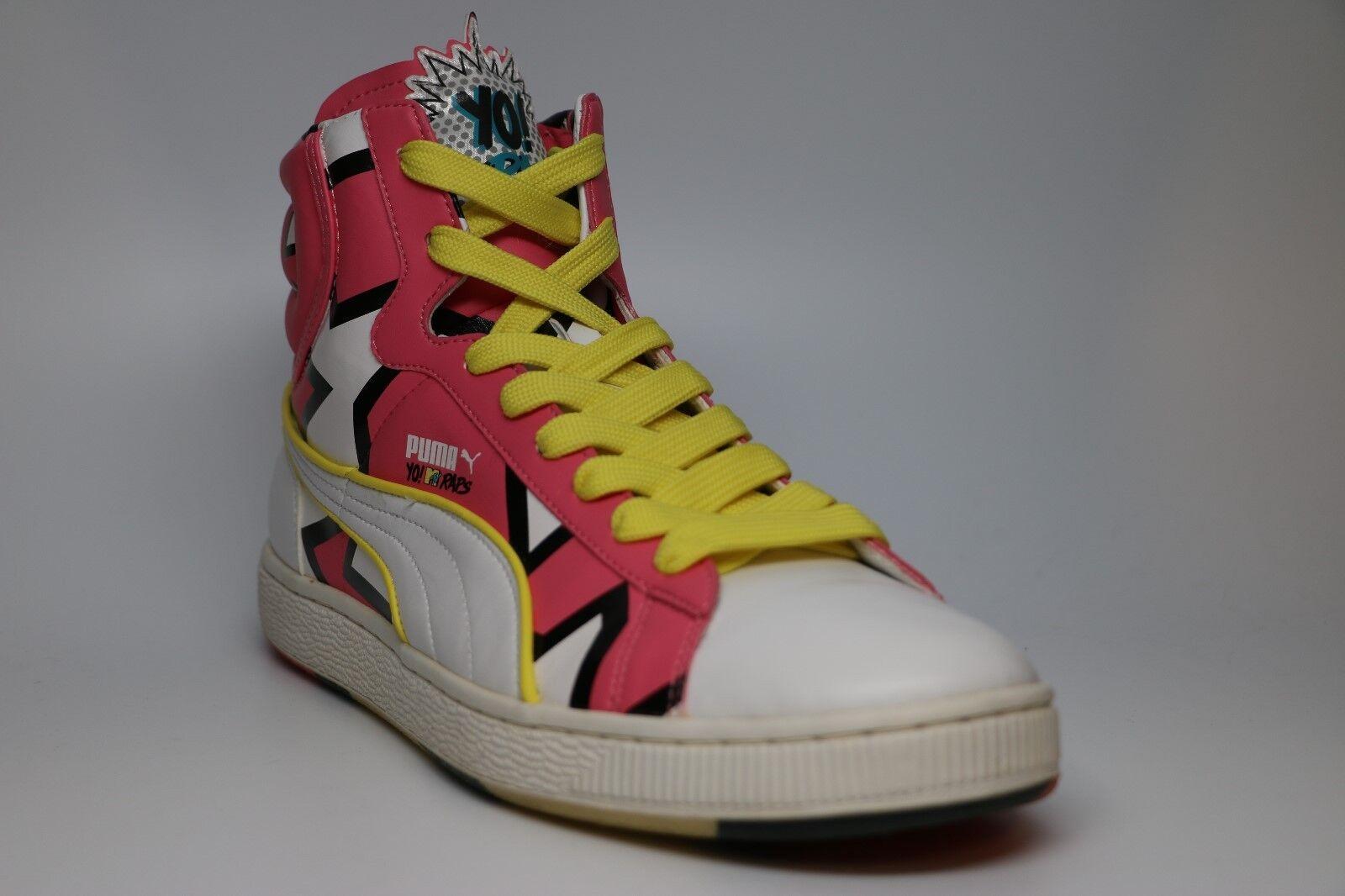 NIB Puma Yo MTV Raps First Round | Size 10 | Style 347735-02