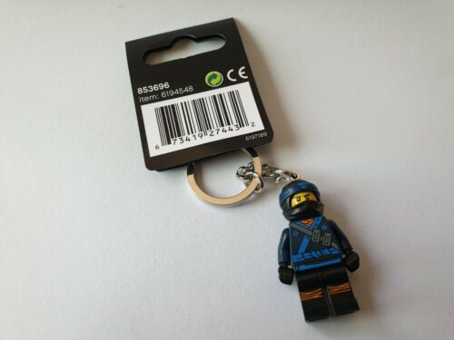 Jay Neu /& OVP 853696 Keychain Lego® Schlüsselanhänger Ninjago
