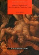 Assenze e presenze. Opere artisti committenti a Catania nel XVII secolo.
