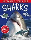 My Ultimate Shark Sticker File by Make Believe Ideas (Paperback, 2015)