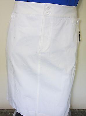Ralph Lauren White Tennis Skirt Womens 16