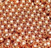 1000 Ct Copper Plated Steel Metal Bbs 4.5mm (.177 Cal)
