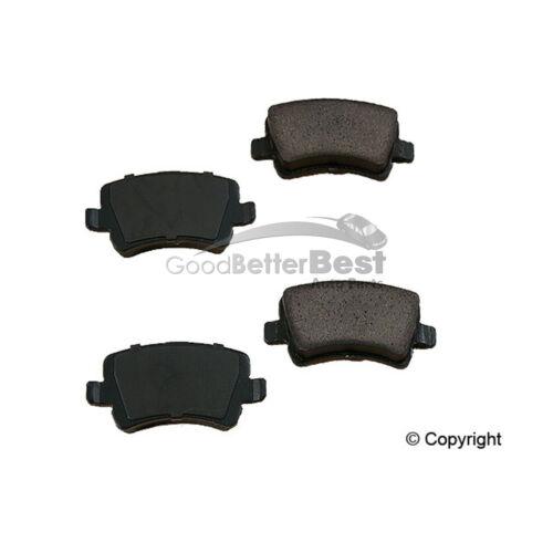 New OPparts Ceramic Disc Brake Pad Set Rear D13078422BR6107 30671574
