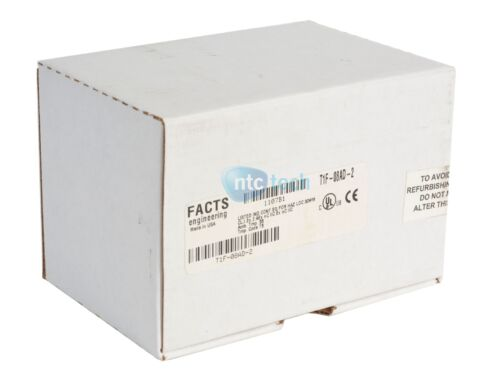 New FACTS Engineering T1F-08AD-2 I//O Module