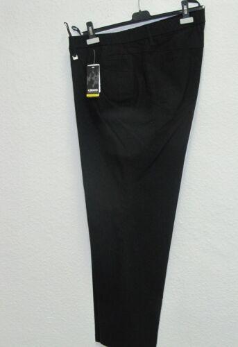 * KJ Brand-Pantaloni stretch bengalin BETTY-Nero UVP 69,90