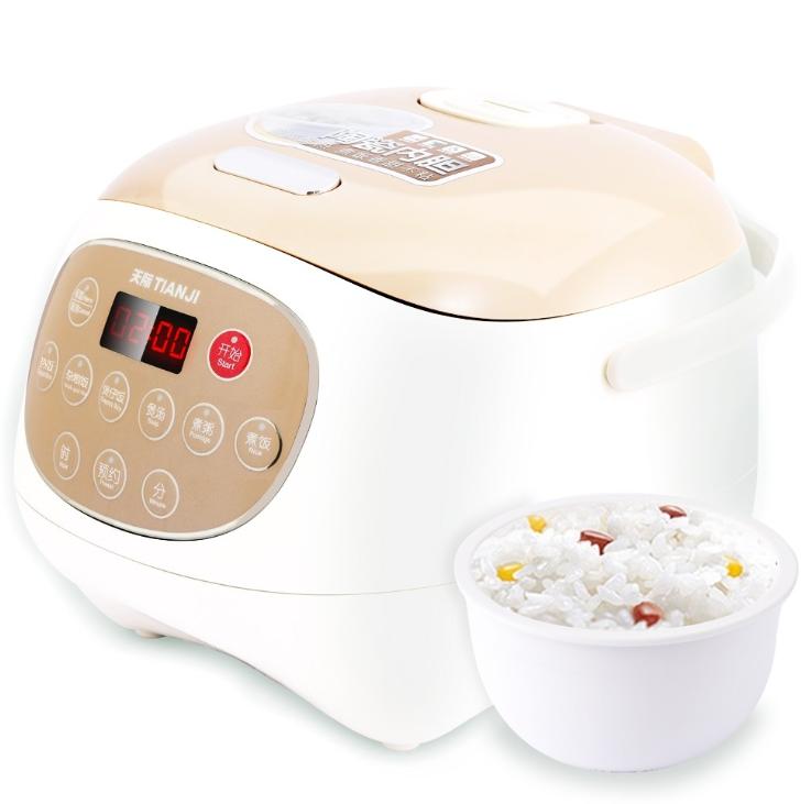 Tianji pot en céramique digital cuiseur à riz 3 L