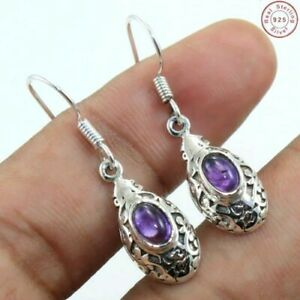 Lowest-Price-925-Sterling-Silver-Natural-Amethyst-Gemstone-Jewelry-Earring-1-25-034